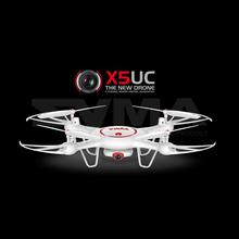 Official Original New design RC flight simulator X5UC 4CH 6 Axis Gyro FPV RC Quadcopters 2.0MP Record Speed Switching Drone RTF