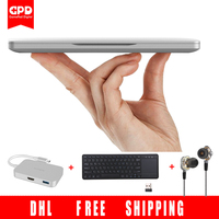 DHL Free Shipping Original GPD Pocket Laptop 7 Inch Tablets UMPC Aluminum Shell Notebook Mini