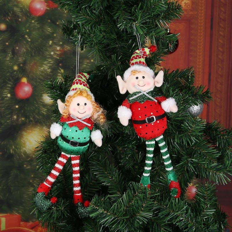 Christmas Decorations All Year Long: Aliexpress.com : Buy Lovely Christmas Long Leg Fairy Doll