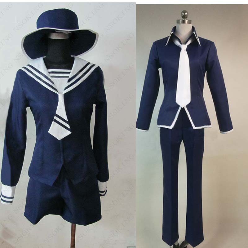 Anime fruits basket Souma Yuki Sohma momiji Uniform Cosplay Costume Custom made