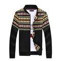 Новая мода мужчины повседневные куртки и пальто стенд воротник slim fit chaqueta hombre верхней одежды 3XL 4XL 5XL JPCL46