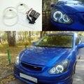 For Toyota Caldina T240 2002 2003 2004 Excellent angel eyes Ultrabright illumination CCFL Angel Eyes kit