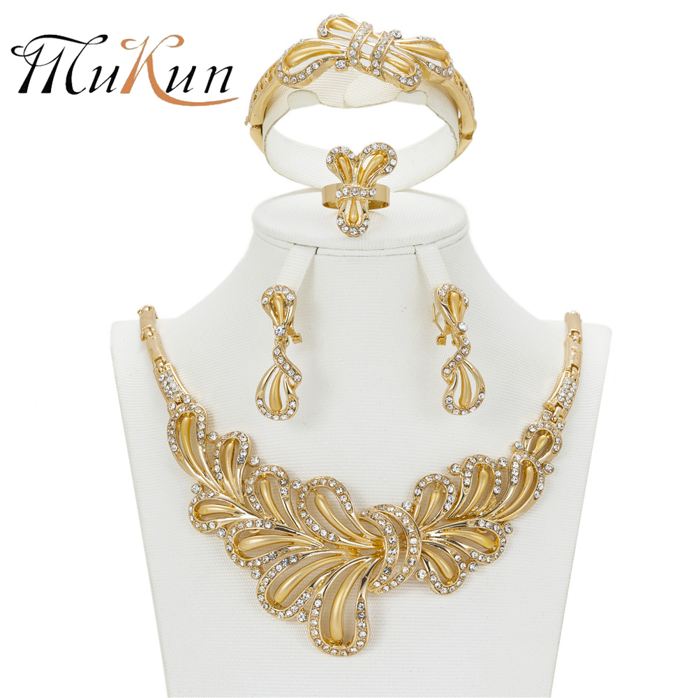 jewelry costume gold dubai wedding bridal african party wholesale butterfly crystal accessories beads nobler nigerian quality sets aliexpress baus africa