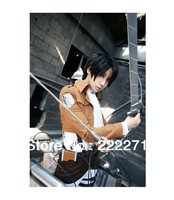 Japanese Anime Attack On Titan Cosplay Mikasa Ackerman Cosplay Costumes Legion Uniform Suit 7 Set Jacket