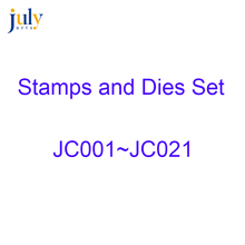 Julyarts Stamps and Dies Scrapbooking Metal Cutting New 2019 for Paper Handcrafts DIY