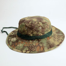 Tactical Airsoft Sniper Camouflage Boonie Hats Nepalese Cap