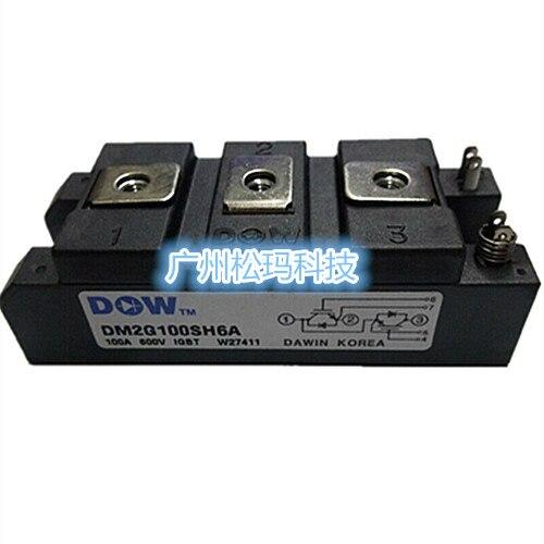ФОТО DM2G100SH6A 100A 600V IGBT modules to ensure quality--SMKJ