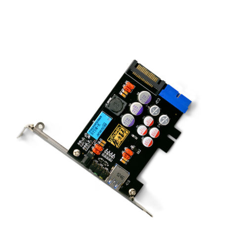 Image 4 - Elfidelity USB Power Source PC HiFi Preamp Internal Filter For USB Audio Device-in Integrated Circuits from Electronic Components & Supplies