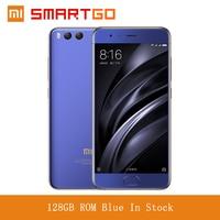 Original Xiaomi Mi6 Mobile Phone 6GB RAM 12GB ROM Snapdragon 835 Octa Core 5 15 NFC