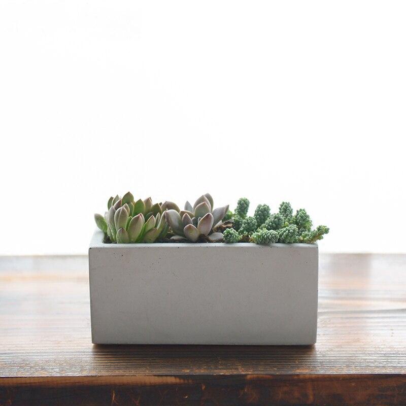 Aliexpress.com : Buy concrete planter silicone mold