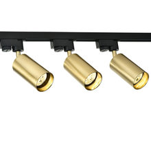 Бронзовый светодиодный Трековый светильник thrisdar 7 Вт 10