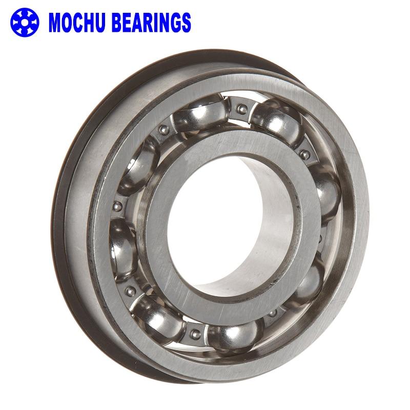 1pcs bearing 6307 6307NR 35x80x21 MOCHU Deep groove ball bearings, single row, with a snap ring groove gcr15 6326 zz or 6326 2rs 130x280x58mm high precision deep groove ball bearings abec 1 p0