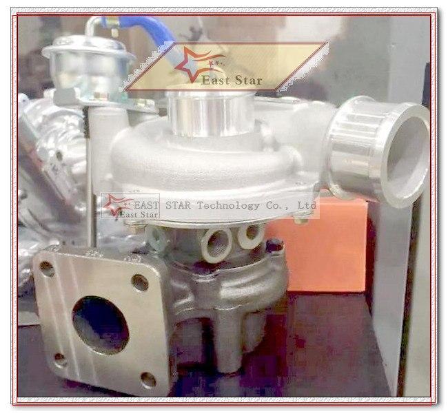 Free Ship RHF5 8973737771 897373-7771 897373 7771 TURBO Turbine Turbocharger For ISUZU D-MAX D MAX H Warner 4JA1T Engine