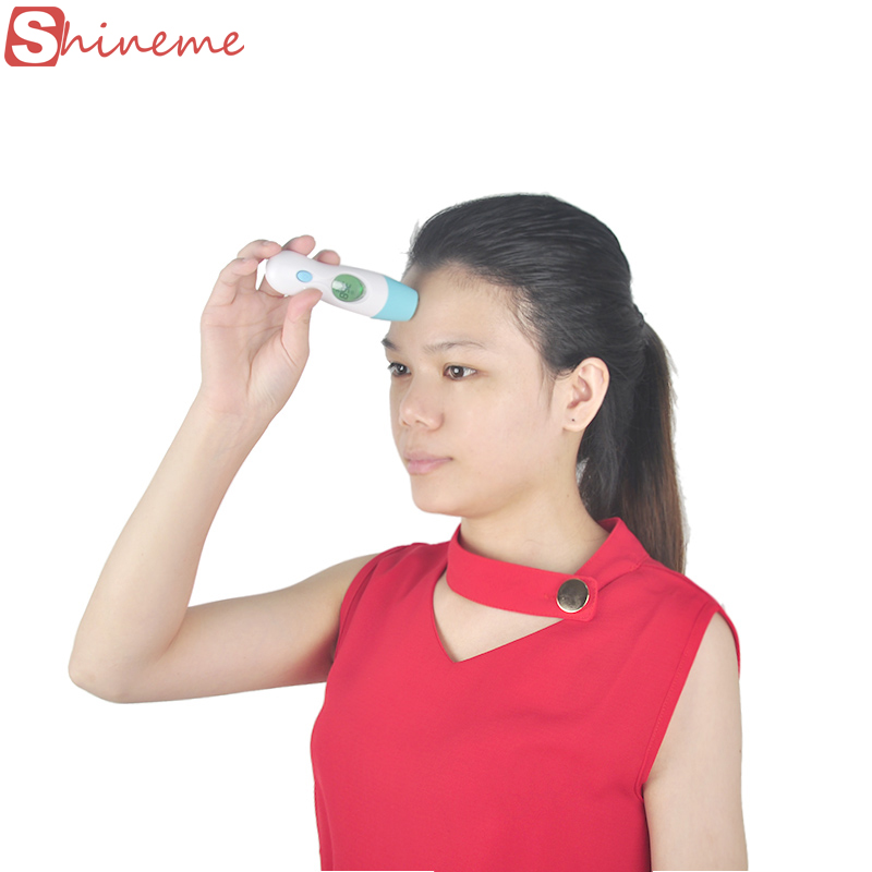 Multifunctional smart child adult medical fever body electronic baby forehead ear infrared thermometer digital lcd products