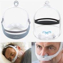 Ultralight Comfortable Dreamwear Gel Under the Nose Nasal Mask Breathing Apparatus For Sleep Apnea Nasal Anti Snoring