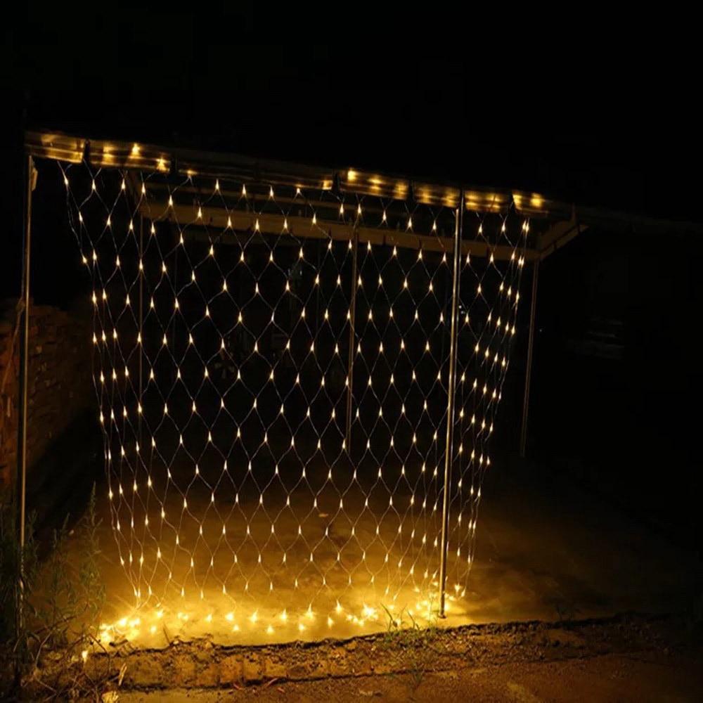 party verlichting buiten