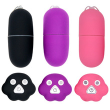 20-Frequency Wireless Remote Control Strong Vibrating Tiaodan Egg Wireless Bullet Vibrator Adult Sex Toys for Woman Sex Products