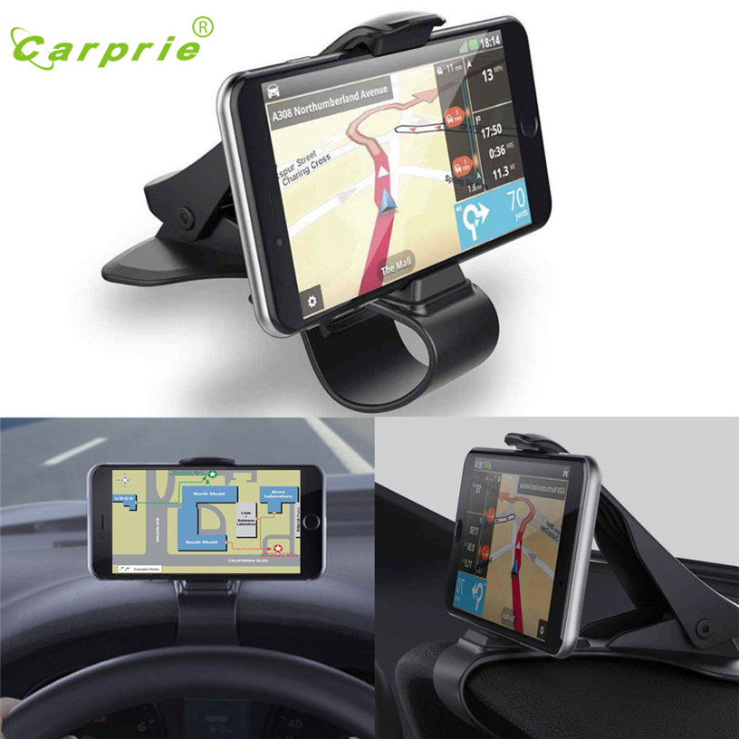 New Universal Car Dashboard Cell Phone GPS Mount Holder Stand HUD Design Cradle