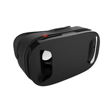 VR1E 3D virtual reality headset button VR mirror with retractable headset game glasses