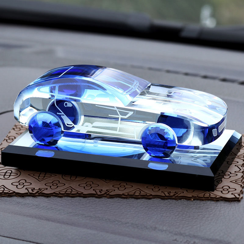 luxury car dashboard perfume ornaments auto interior accessories decoration replica crystal for. Black Bedroom Furniture Sets. Home Design Ideas