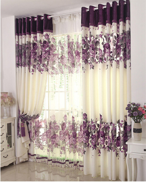 2015 Rideaux Blinds New Chinese Curtains New! Promotions! Home ...
