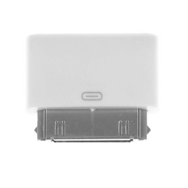 8pin Female To 30pin Male Adapter Converter For IPhone4 4S IPad2 3 IPad Touch3 4  Mobile Phone Adapter