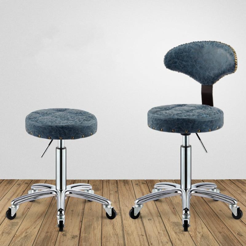 T-5011 Friseurstuhl Massage Stuhl Können Legte Können Lift Friseur Stuhl