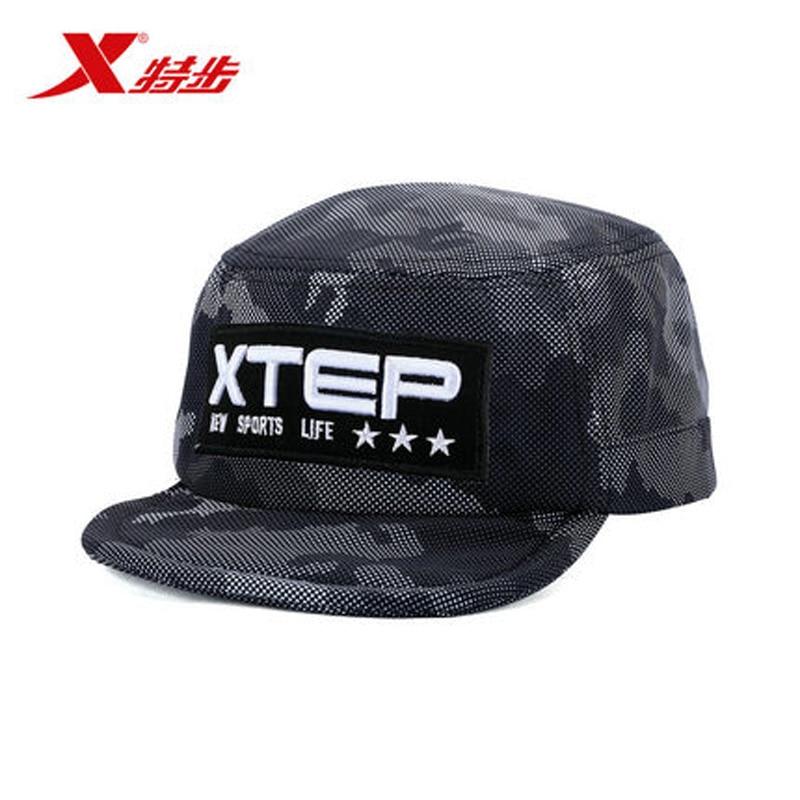 XTEP streetwear Camouflage hip hop sports adjustable bone tumblr Baseball hat caps for men Women free shipping 883237219040