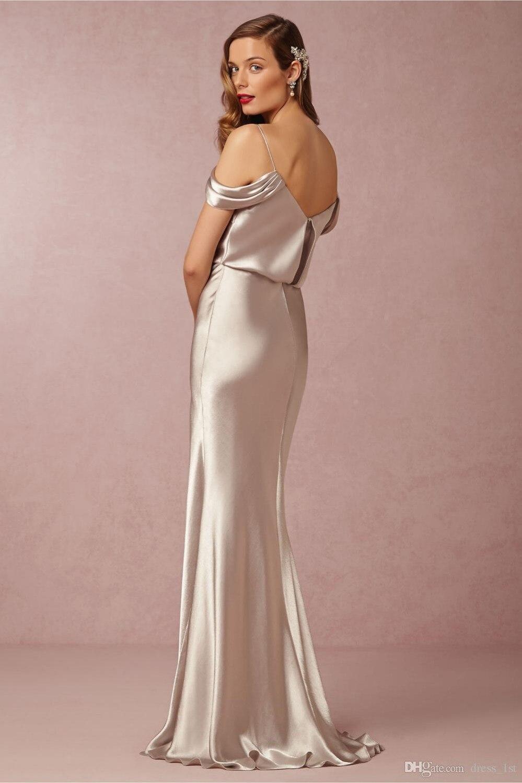 Famoso Vestidos De Dama En Plata Embellecimiento - Colección de ...
