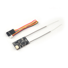 Ультра-маленький Flysky Fusi 2,4G Fli14 + приемник 14 каналов с усилителем PA и OSD RSSI выход