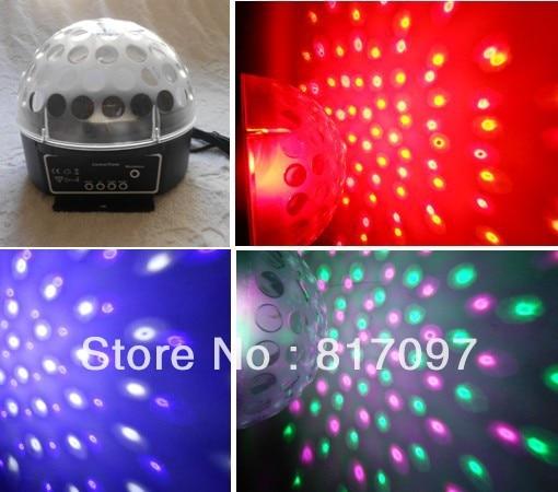 venta x w led efectos bola magica sonido efectos audio dj luces efectos iluminacion etapa colores luces pub bar discoteca