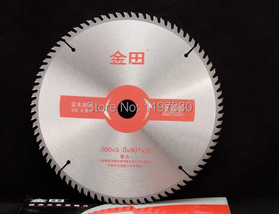 Free shipping of high quality 300*30/25.4*3.2*80z TCT saw blade with OKE original carbide for hard wood/MDF/poly panel/cutting 10 80 teeth t8a high carbon steel saw blade for expensive wood free shipping nwc108ht12 250mm super thin 1 2mm cut disk
