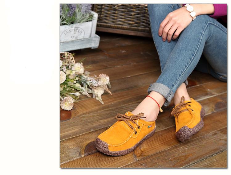 HX 8006 (16) 2018 Spring Autumn Shoes Woman