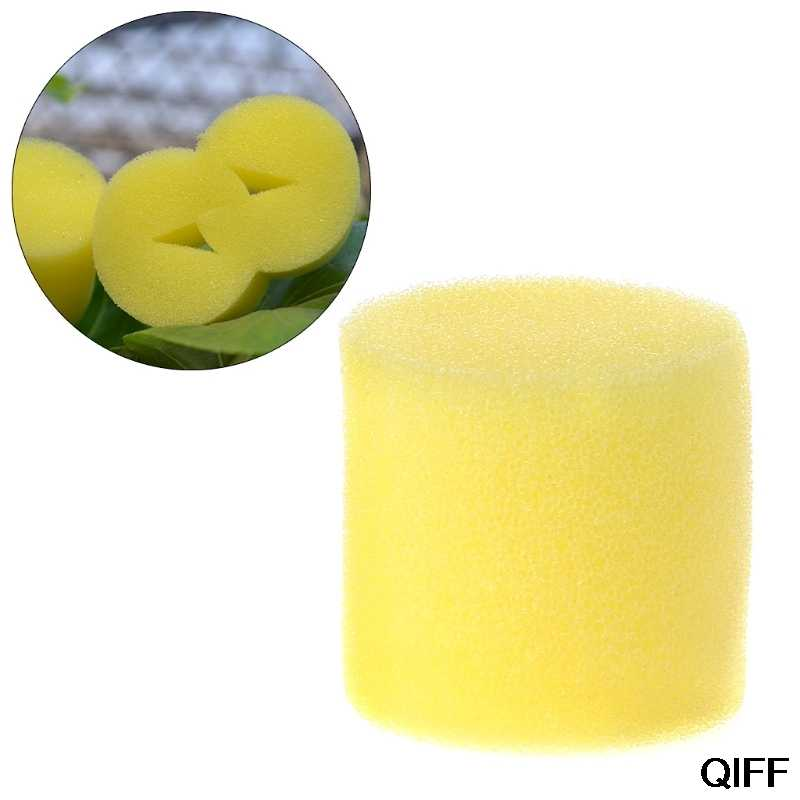 Wholesale Round Sponge Hydroponic Grow Media Soilless Cultivation Systems Gardening Supply May06
