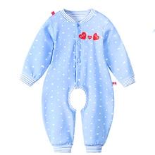Baby Girl Jumpsuit Long Sleeve Summer Menina Neonato Goods For Newborns Organic Baby Boy Rompers Clothing Summer 2016 507049