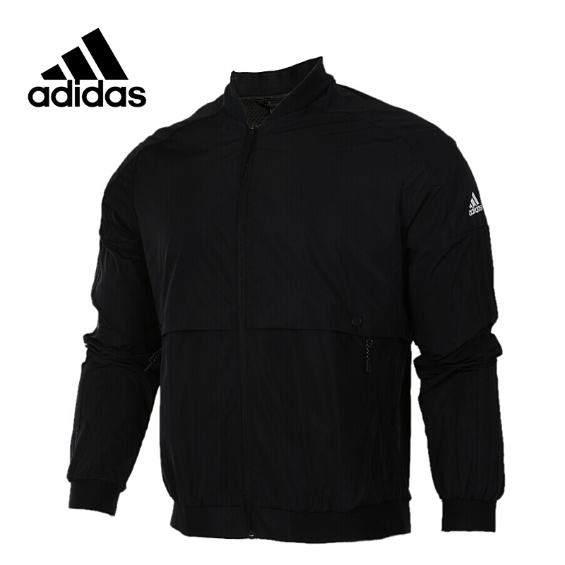 Original New Arrival Official Adidas Men's Tatting Jacket Sportswear adidas original new arrival official women s tight elastic waist full length pants sportswear aj8153