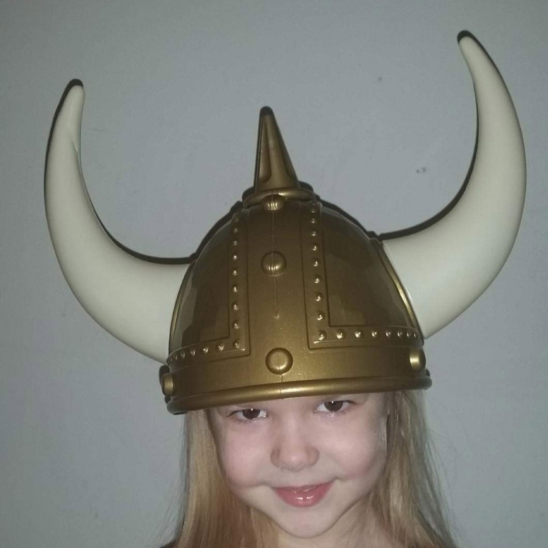 Novelty Viking Helmet Pirate Halloween Costumes Hat With Horns Makes Festival Party Strange Hat