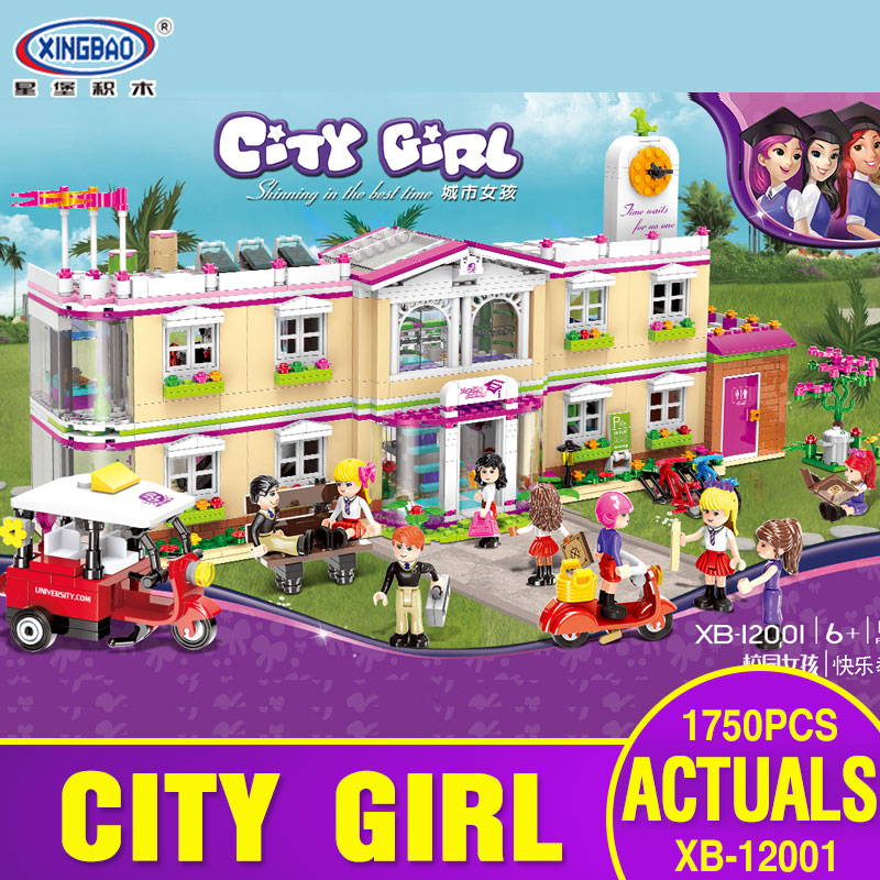 Фотография X Models Building toy Compatible with Lego X12001 1750Pcs Blocks Toys Hobbies For Boys Girls Model Building Kits