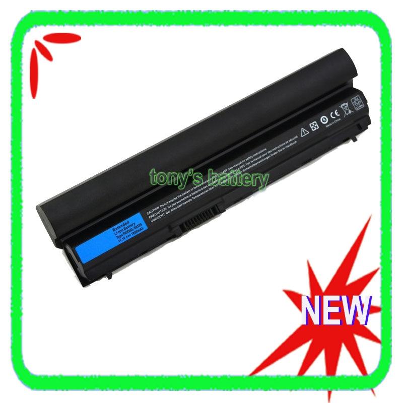 9 cellules batterie d'ordinateur portable pour Dell Latitude E6220 E6230 E6320 E6430S E6120 E6330 FRROG GYKF8 WJ38 HJ474 J79X4 K4CP5 5X317 09K6P JN0C3