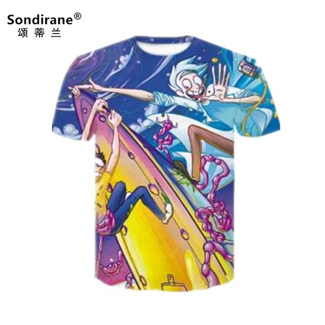 Sondirane New Fashion 3D Print Cartoon Anime T Shirts Summer Short Sleeve Quick Dry T Shirt Casual Hip Hop Tops Game Fans Tees 3
