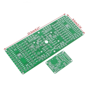Image 3 - ECL 132 DIY Kit Supersized Screen LED Electronic Display With Remote Control Whosale&Dropship