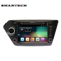 Car Stereo For KIA RIO K2 Quad Core Android Capacitive Screen Headunit DVD GPS Autoradio Multimedia
