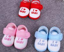 0-12 miesięcy Baby Boy Girls szopka buty łóżeczko dziecięce bawełna jesień i zima buty dla dzieci miękka podeszwa darmowa wysyłka s-27 tanie tanio Crib shoes COTTON Unisex Patchwork Wszystkie pory roku Hook loop Pasuje prawda na wymiar weź swój normalny rozmiar