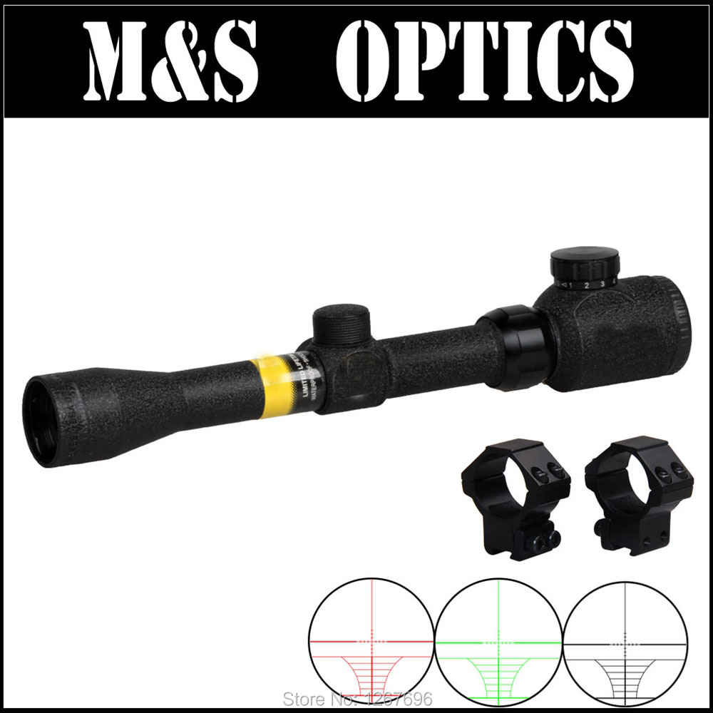 3-9X32 IRG 4 Plex Mil-dot Hunting Rifle Scope Riflescopes Tactical Scope Green Red Dot Scope Airsoft Gun Rifle Optical Sight 3 10x42 red laser m9b tactical rifle scope red green mil dot reticle with side mounted red laser guaranteed 100%