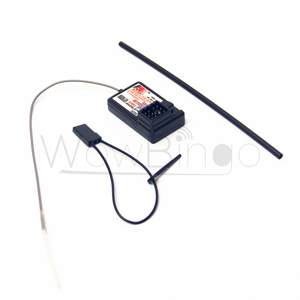Newest Flysky Fs Gr3f 3ch 24ghz Rc Receiver For Gt3b Gt2 Gt3c Remote 1 3