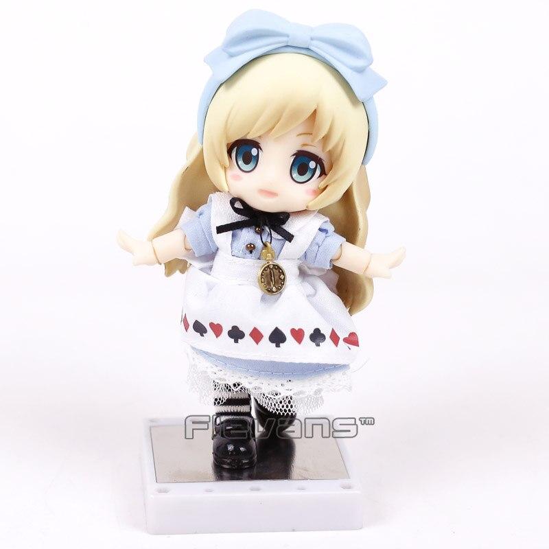 Cu-poche amis Alice de Nendoroid poupée PVC figurine à collectionner modèle jouet 13 CM