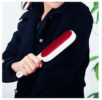 Magic Electrostatic Dust Brush Double Faced Clothing Cleaning Brush Clothing Dust Brush Dry Cleaning Brush Woolen