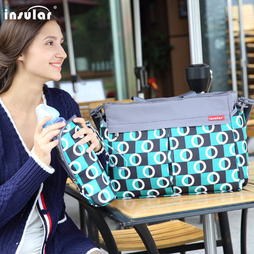 New Arrival Free Shipping Fashion Baby Diaper Bag Multifunctional Nappy Bags Waterproof Changing Bag Mommy Bags new arrival shipping free baby diaper bag waterproof 600d nylon mommy bag changing bag women tote bag