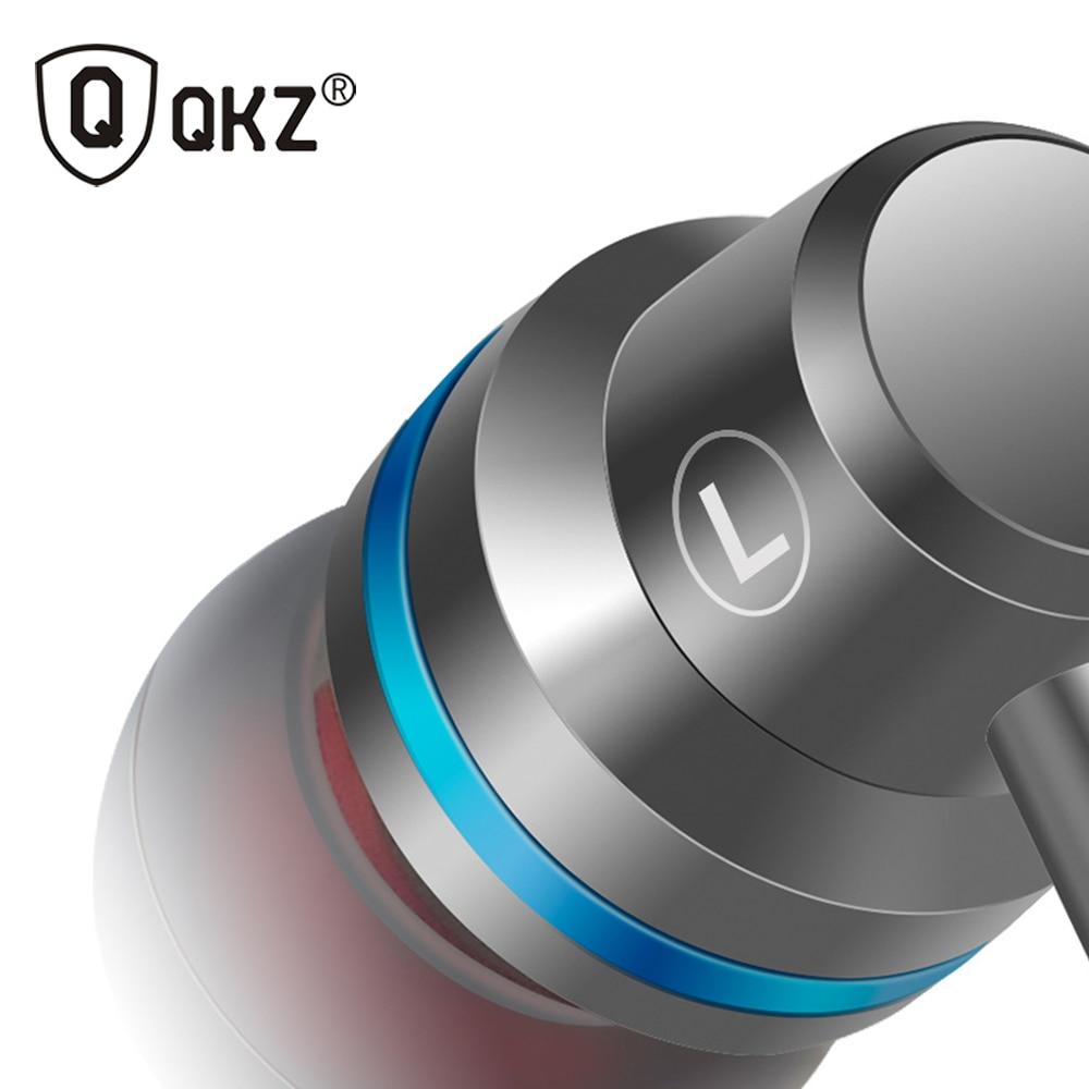 Original QKZ DM1 HIFI In-ear Earphone Sound Quality Music Earphones DJ Universal 3.5MM Jack fone de ouvido auriculares audifonos