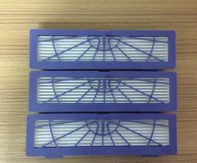 10pcs/set Replacement Blue HEPA filter for Neato 945-0122 Botvac 70 70e 80 85 D80 D85 Parts Accessaries